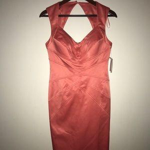 Jessica Simpson Coral Cocktail Dress